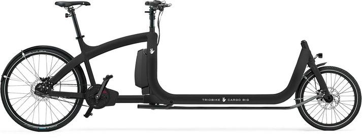 Triobike Cargo Big enviolo - Cargo e-Bike 2020