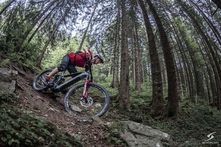 Simplon e-Bikes und Pedelecs in der e-motion e-Bike Welt in Aarau-Ost