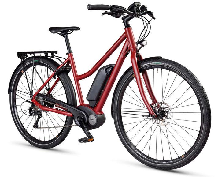 MTB Cycletech Pura Via Luz Lady 25/45 enviolo - 2020