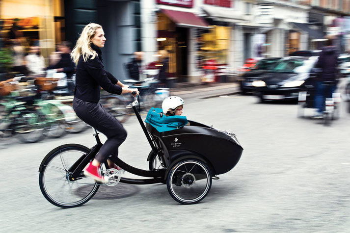 Triobike e-Bikes und Pedelecs in der e-motion e-Bike Welt Hombrechtikon