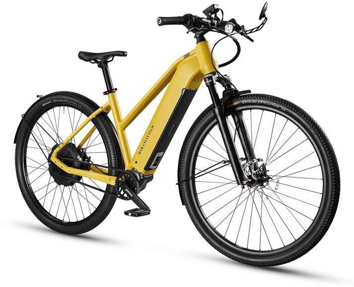 MTB Cycletech Code Lady 45 - 2020