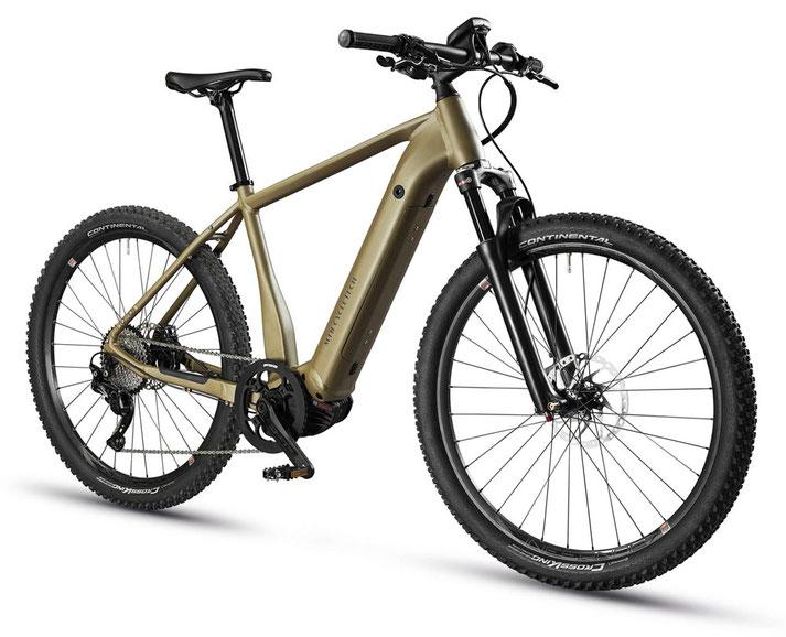 MTB Cycletech Yak G4 25 Deore / enviolo - 2020