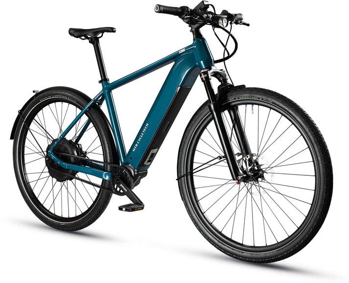 MTB Cycletech Code Man 45 - 2020