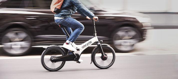 Gocycle e-Bikes und Pedelecs in Dietikon kaufen