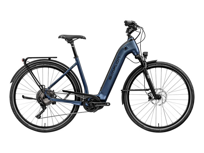 Simplon Spotlight Bosch e-bike 2020