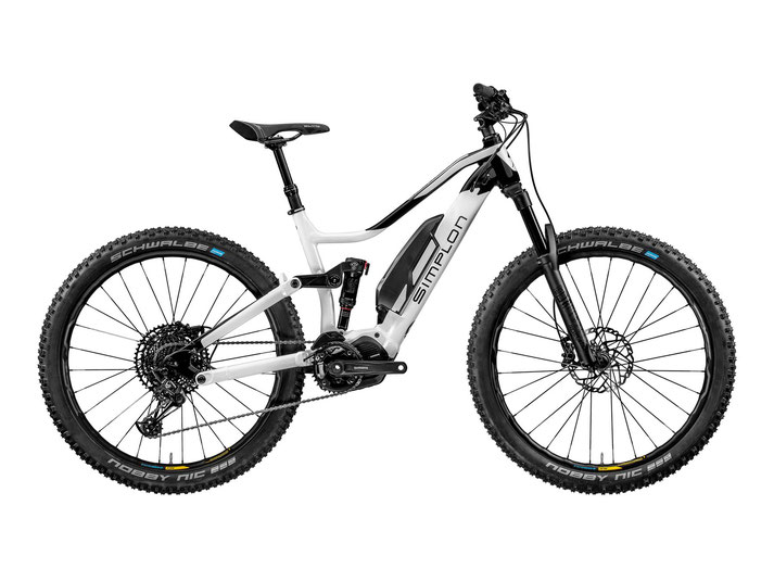 Simplon Steamer Compact e-Mountainbikes 2020