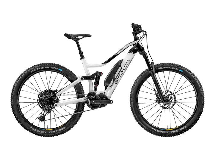 Simplon Steamer Compact XT e-Mountainbike 2020