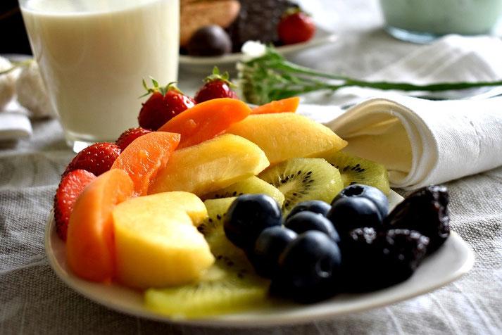 健康的な果物