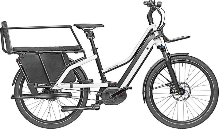 Riese und Müller Multicharger Mixte GT Touring / Touring HS 2020