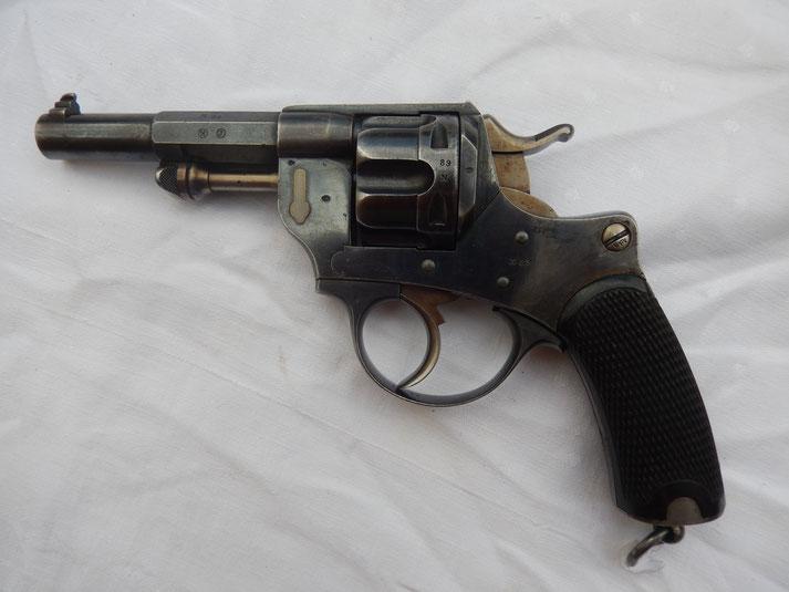 revolver officier mle 74