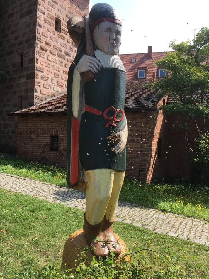 Burg Zeidler, Nürnberg