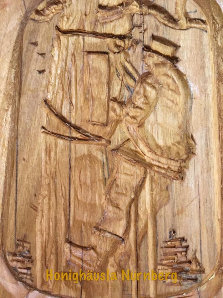 Holzmodel Motiv Zeidler