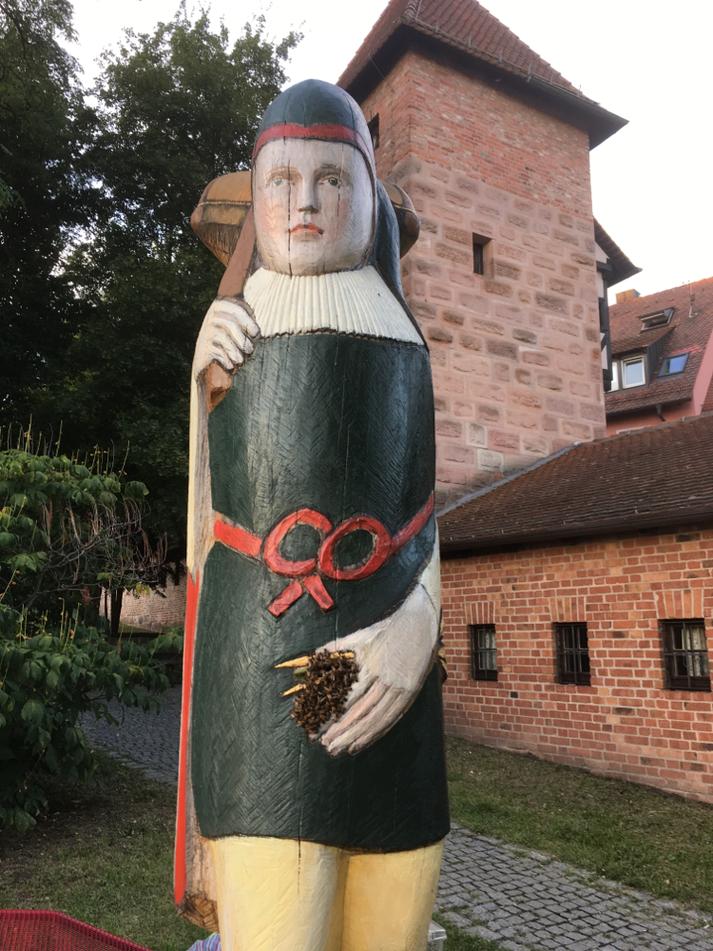 Nürnberger Burg - Zeidler