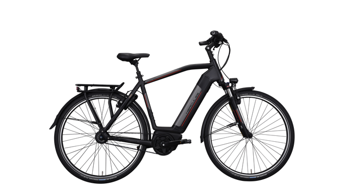 Hercules Robert/a Pro I-F8 - City e-Bike 2019