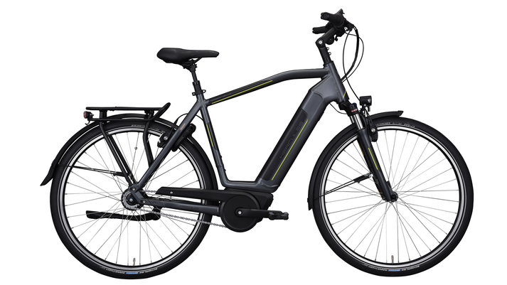 Hercules Robert/a Deluxe I-R8 - City e-Bike 2019
