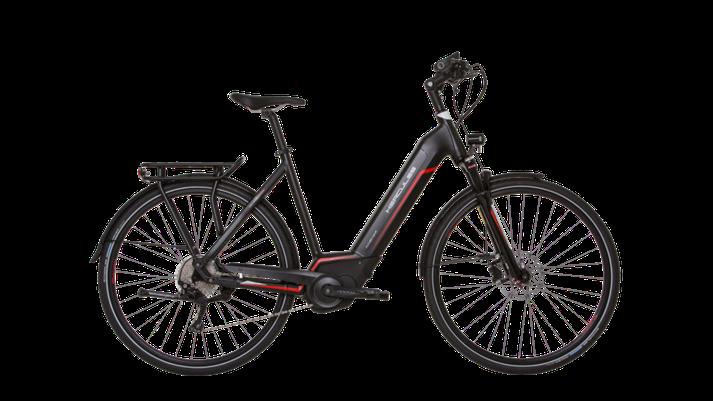 Hercules Futura Comp I Trekking e-Bike - 2019