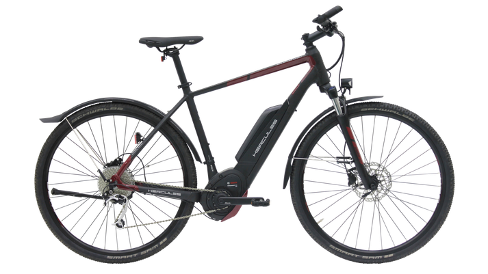 Hercules Rob Cross Sport 9.1 - Cross e-Bike - 2019