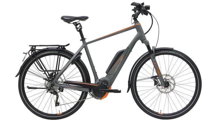 Hercules Futura 45 - Trekking e-Bike - 2019