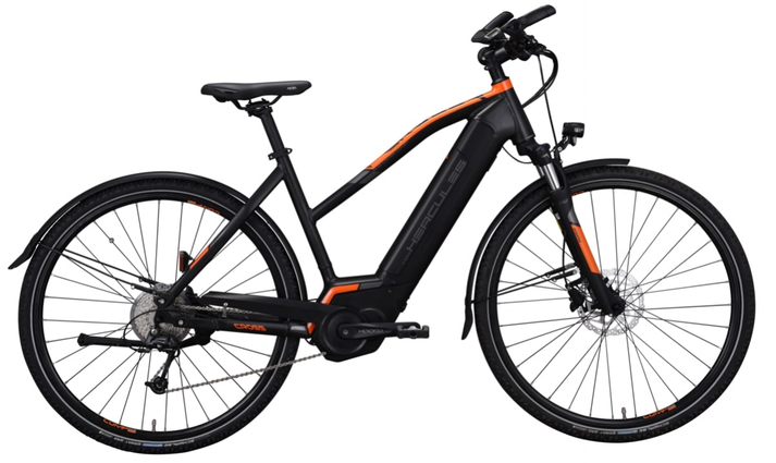 Hercules Rob Cross Comp I - Cross e-Bike - 2019