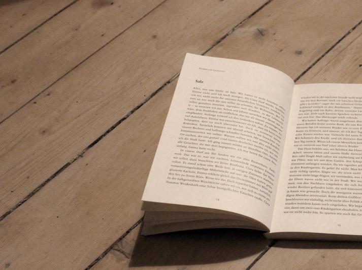 """Text """"Salz"""" von Dorothee Leipoldt - Autorin"""