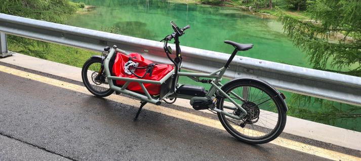 Shimano: Die starke Unterstützung auf dem Lastenrad