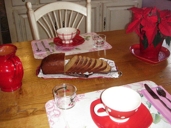 pain d'épice au miel pays cathare