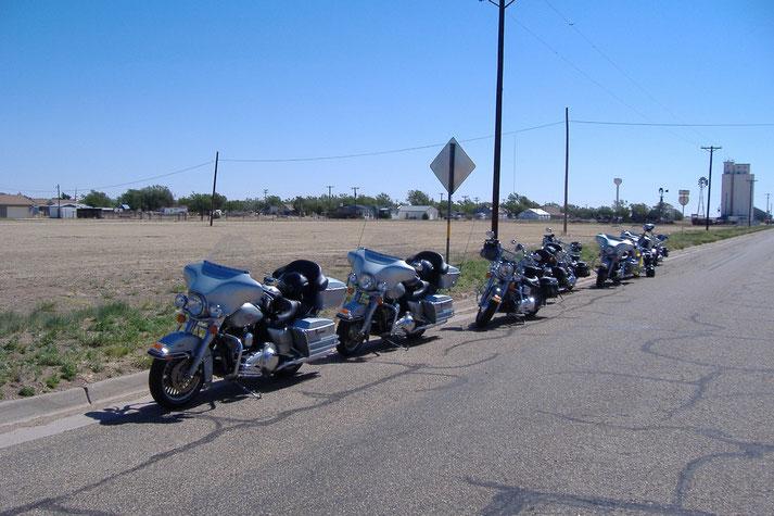 Bild: Route 66, HDW, Hans-Dieter Wuttke, Route 66 oder nix, Harley-Davidson