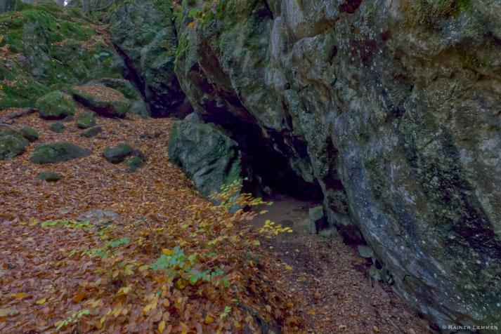Steinkammern in Breitscheid-Erdbach