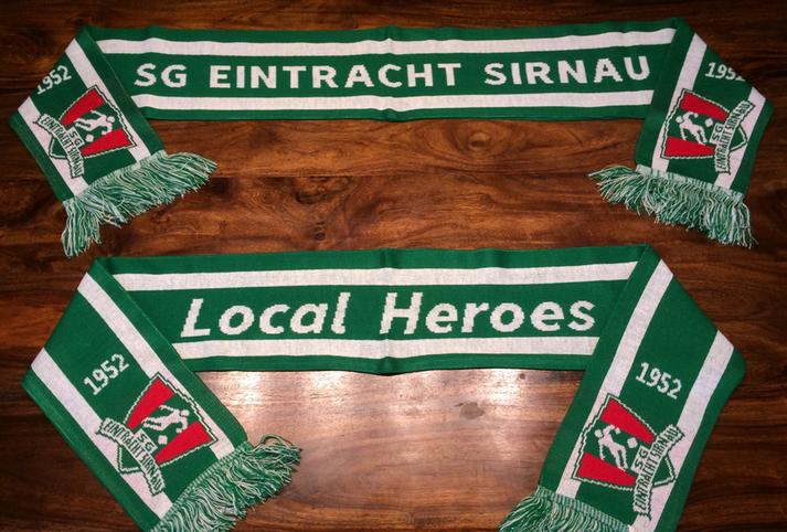 Fanschal SG Eintracht Sirnau