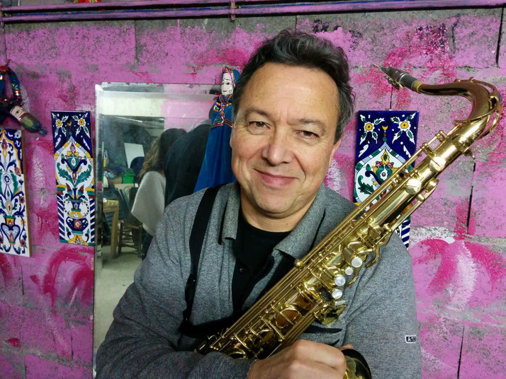"Jean-Pierre ""Little big sax"" !"