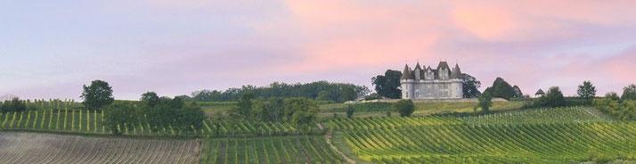 Kasteel Monbazillac Dordogne