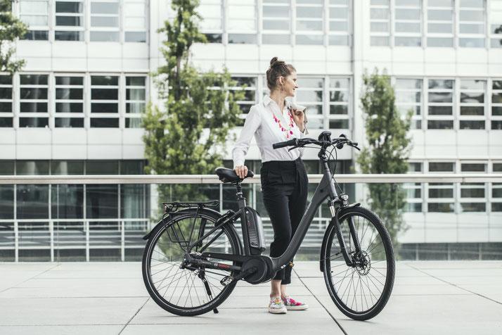 Raleigh Kingston City e-Bikes 2020