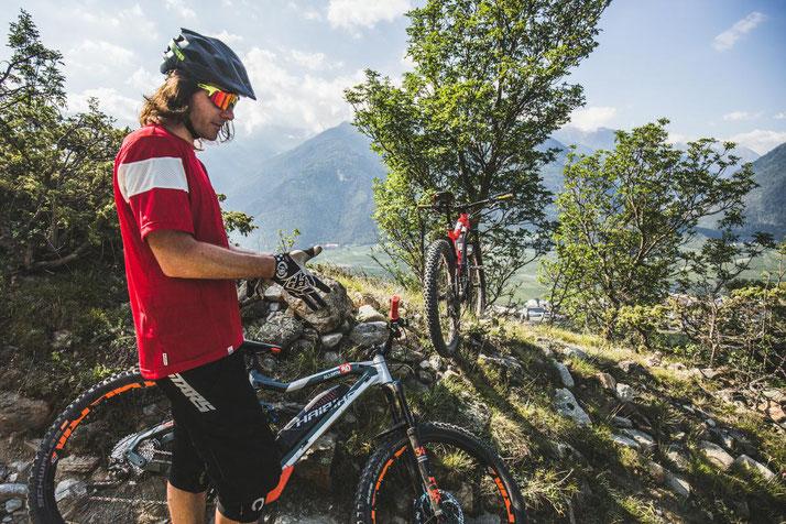 e-Mountainbikes 2018