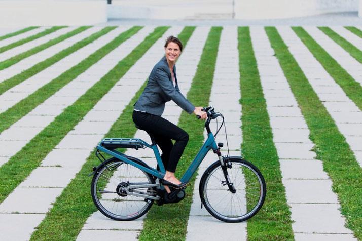 e-Bike Probefahrt in Gießen
