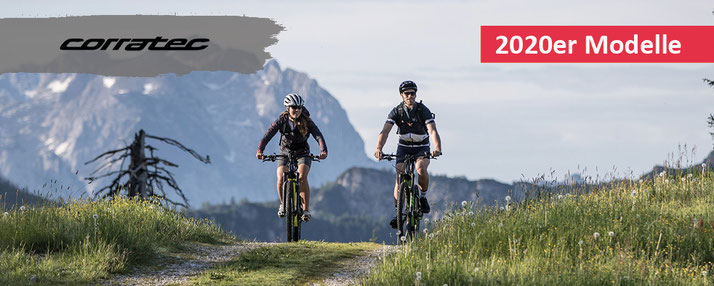 Corratec City/Trekking e-Bikes/e-Mountainbikes/Speed Pedelecs 2019