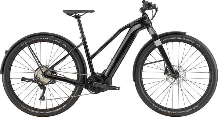 Cannondale Canvas Neo 1 - 2020 Trekking e-Bike