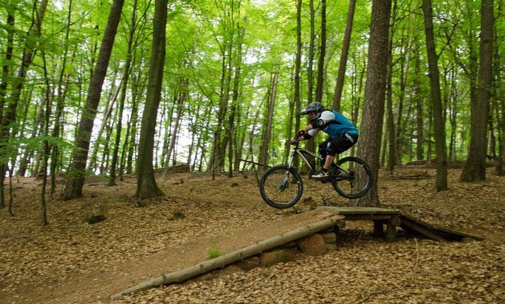 E-MTB Fahrkurs: Grundlagen der Fahrtechnik mit der e-motion e-Bike Welt Worms