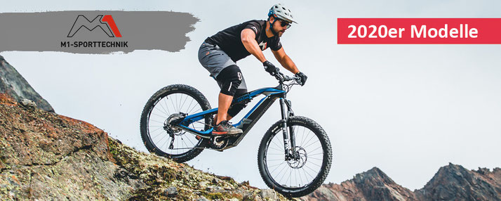 M1 Carbon e-Bikes, Pedelec, S-Pedelec, Race Pedelec, e-Mountainbikes, Trekking e-bikes 2019