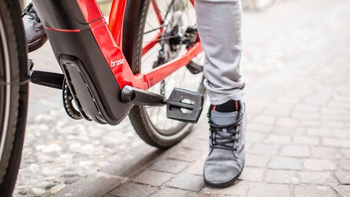 Der Brose Drive C Antrieb für City e-Bikes