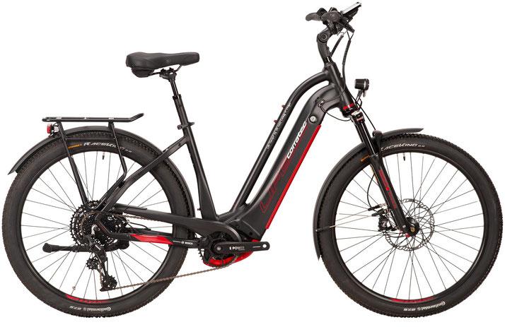 Corratec Life CX6 12S Sicherheit & Ergonomie / XXL / therapeutisches e-Bike 2020