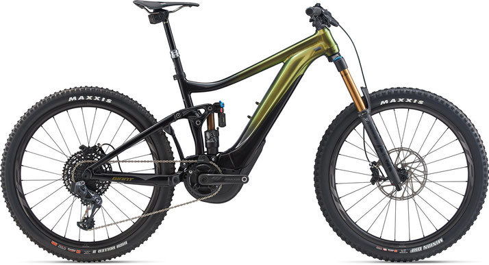 Giant Reign E+ 0 Pro - 2020 e-Mountainbike 2020