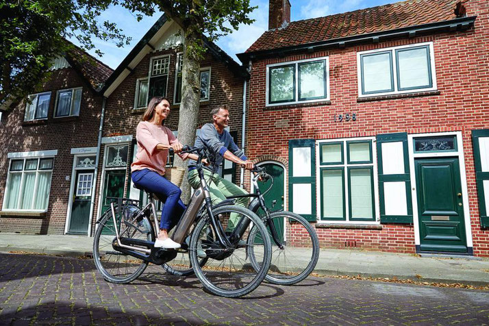Gazelle e-Bikes und Pedelecs im e-motion e-Bike Premium Shop in Velbert