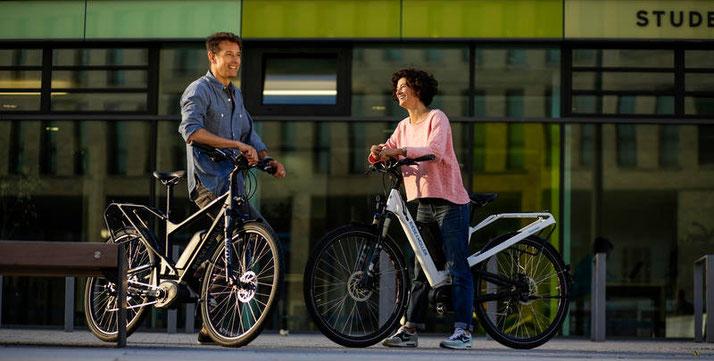 e-Bike Finanzierung in der e-motion e-Bike Welt Schleswig