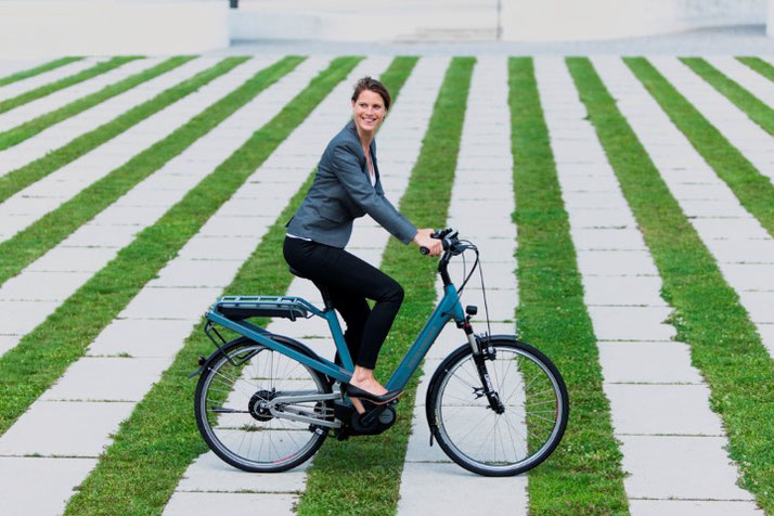 e-Bike Probefahrt in Freiburg Süd