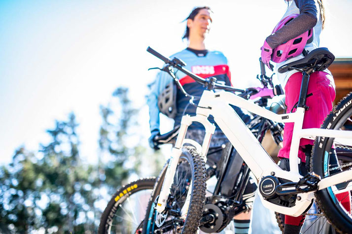 Der Yamaha PW-ST e-Bike Antrieb ist der neuste Motor aus dem Hause Yamaha und perfekte Allrounder