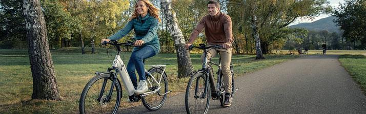 Der SyncDrive Pro e-Bike Antrieb