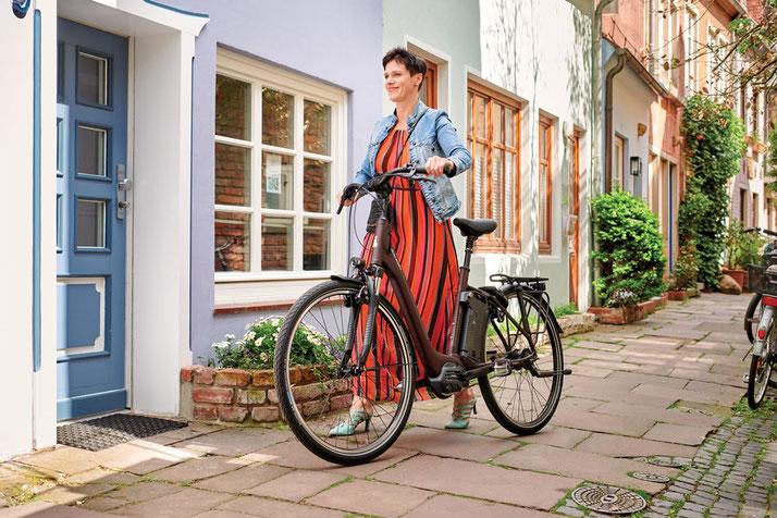 Raleigh Corby City e-Bike 2020