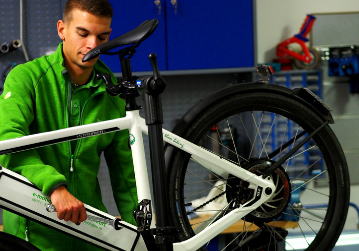 e-Bike Service Gießen