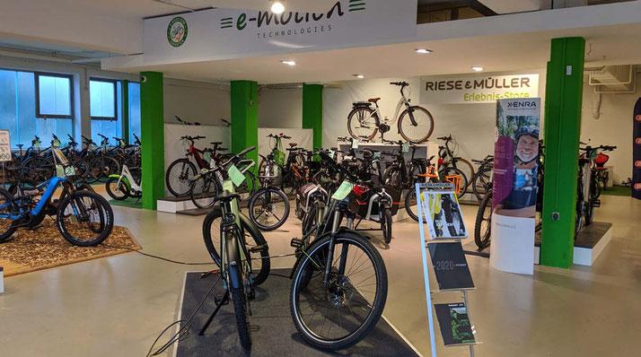 e-motion e-Bike Welt Göppingen - Jetzt Unternehmen übernehmen!