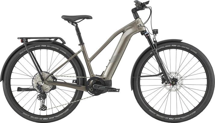 Cannondale Tesoro Neo X 1 - 2020 Trekking e-Bike